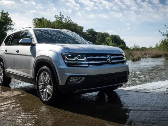 2018 Volkswagen Atlas Review: First Drive