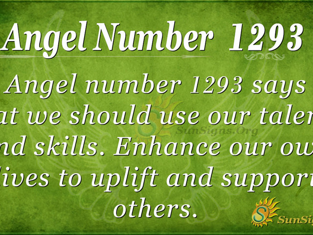 Angel Number 1293 Meaning: Find Your Life Purpose