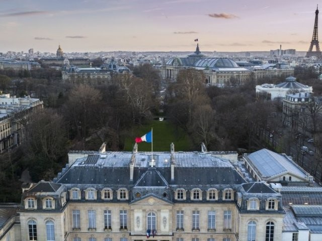 Inside France's Élysée Palace, the French presidential residence that's larger than the White House and the Palace of Versailles