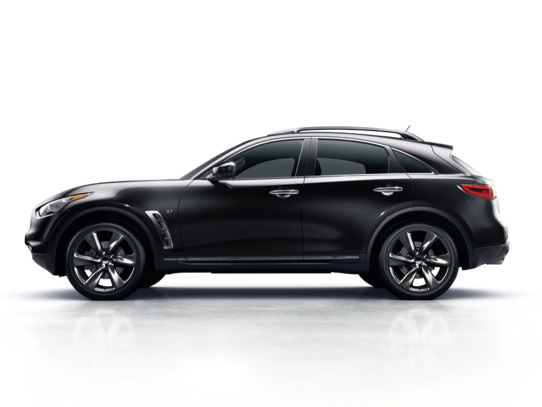 The Discontinued Infiniti QX70, Née FX, May Yet Return
