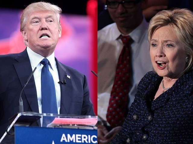 Hillary Clinton Talked to the FBI, but Trump Refused