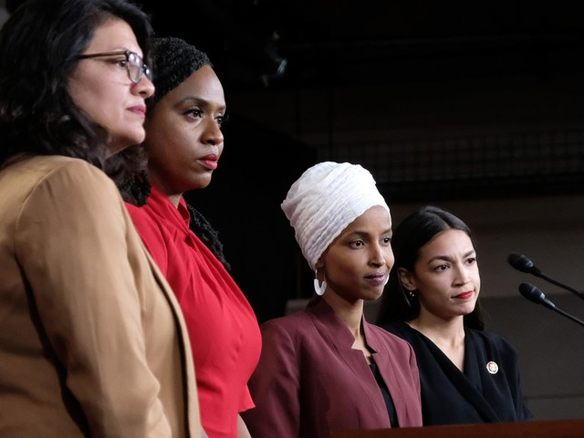 Here's Who All The Democratic Freshman Congresswomen Are Endorsing For President