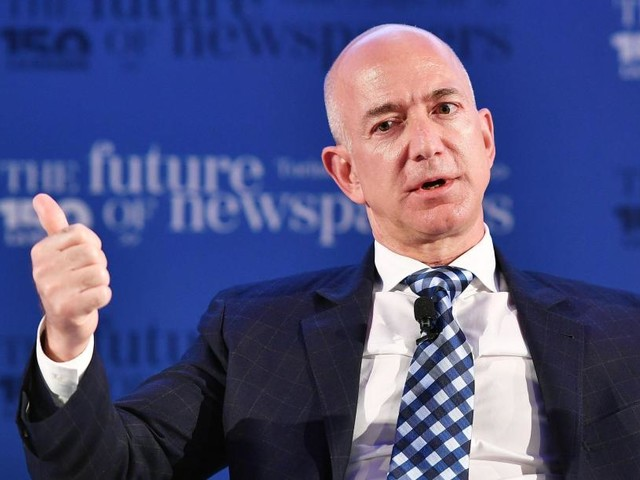 Amazon's Jeff Bezos Giving $10 Billion To Fight Climate Change: Second Biggest Charitable Gift In Recent History