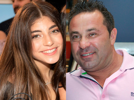 Milania Giudice, 14, Reveals That She's 'Missing My Buddy' In Heartwarming Photo With Her Father Joe