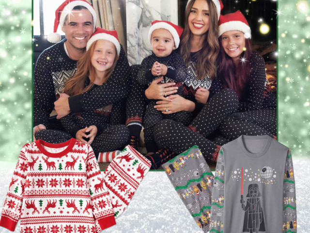 14 Instagram-Worthy Family Christmas Card Outfits