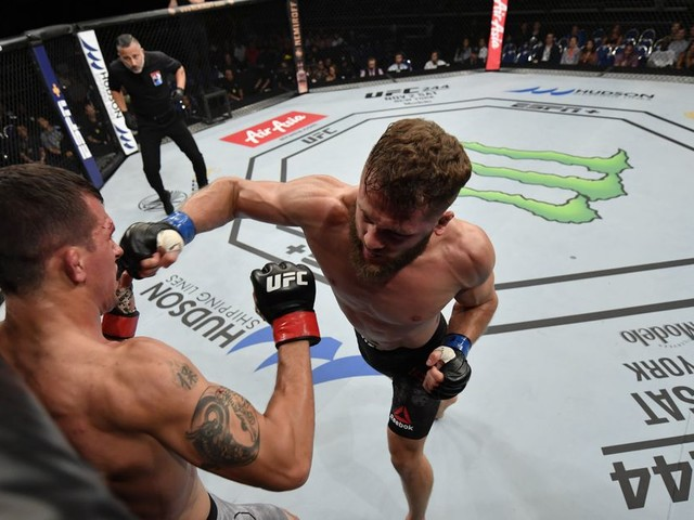 UFC Singapore prelims results & video: Fiziev, Lookboonmee impress