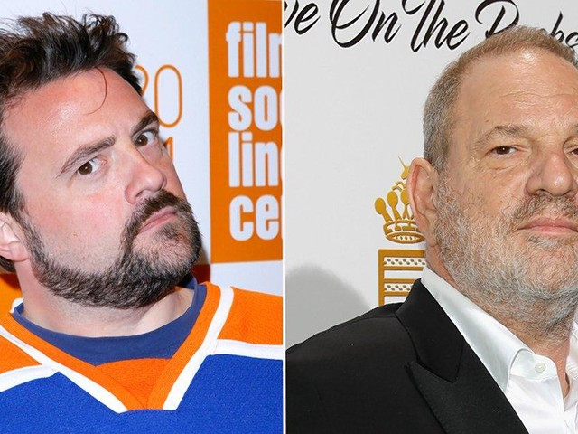 Kevin Smith will donate future Harvey Weinstein residuals