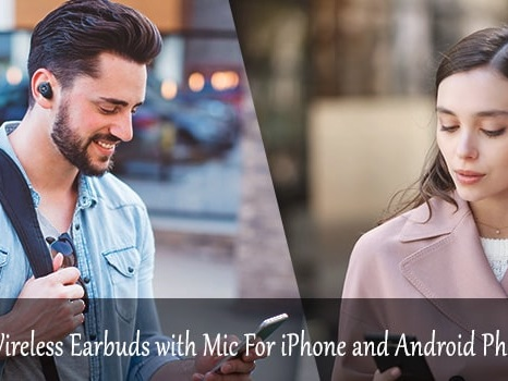 10 Best Earbuds with Microphone For iPhone and Android Phone Calls In 2021