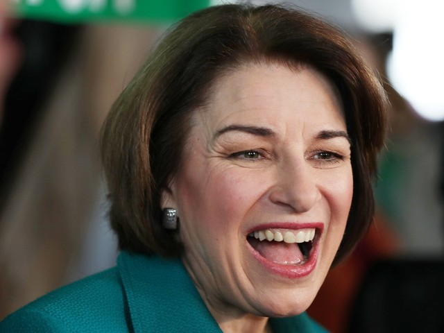 The One Reason Amy Klobuchar Believes She Should Be President
