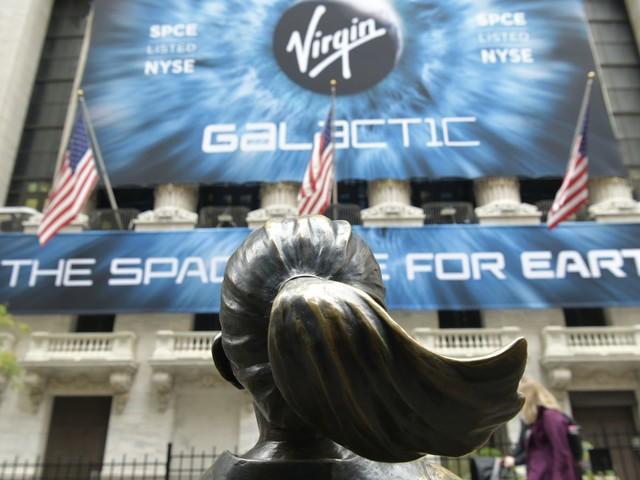 Virgin Galactic Stock Still a Moonshot, But It Could Head Higher
