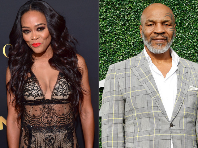 Robin Givens is 'relieved' to be left out of Mike Tyson biopic