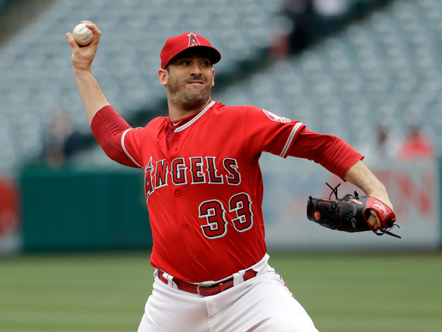 Angels Matt Harvey explains why he didn't disclose latest injury: 'It's me being stubborn'