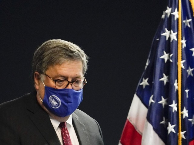 Attorney General Barr: Religion is 'under siege' and the consequences are 'dire'