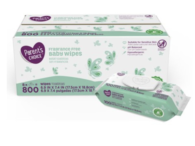 FREE 500-count pack of baby wipes after rebate!!