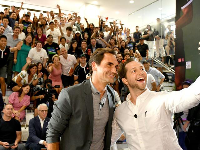Can Roger Federer Break a Sweat?