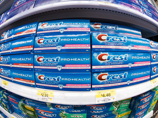 P&G Sales Rise 4.6%, Price Hikes Boost Profit