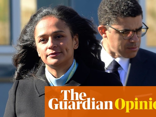 With Isabel Dos Santos, we Angolans developed Stockholm syndrome | Cláudio Silva