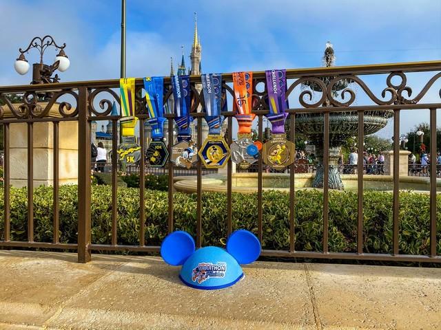 Recapping the 2020 Walt Disney World Marathon Weekend!
