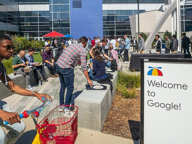'They didn't believe I was an employee': Black Google worker says he was stopped while riding his bike around campus (update)
