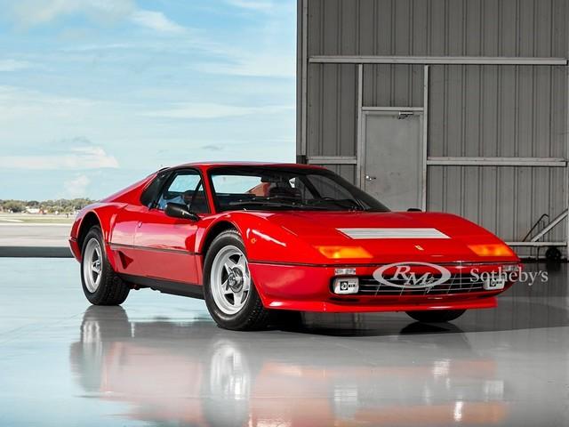 1984 Ferrari 512--BBi