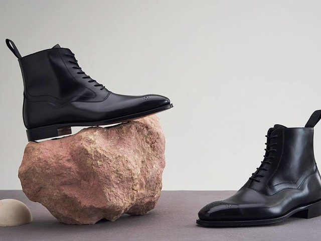 Joseph Cheaney & Sons: designed with purpose, crafted consciously