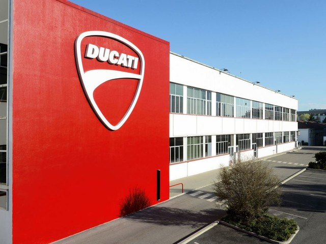 Hey, That's My Bike! Sale of Ducati Shelved by Audi CEO