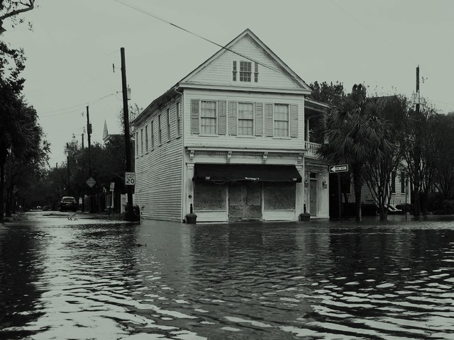 Computer Models, Epic Floods, and the Fate of Coastal Cities
