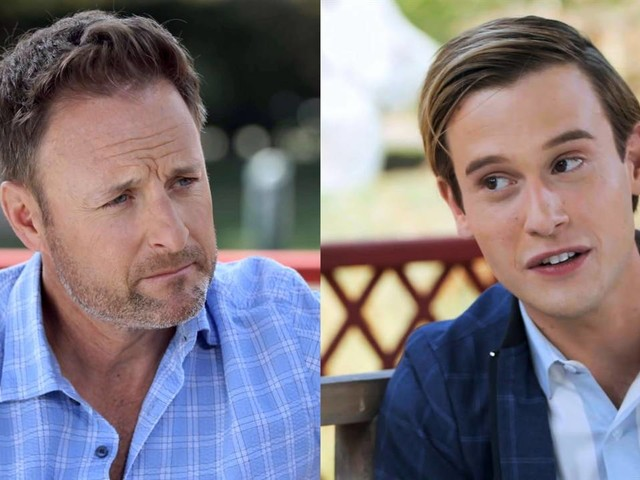Chris Harrison Is Curious About Tyler Henry's Ability