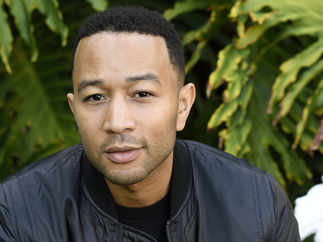 John Legend on Grammys, new 'dark' single and 'This Is Us'