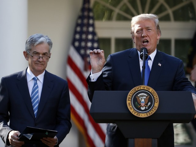 The dollar climbed to its highest level in more than 2 years after the Fed cut rates. That's the opposite of what Trump wants.
