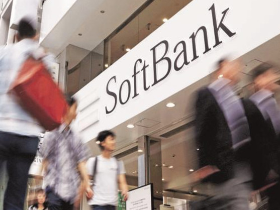 SoftBank Expected To Report Record Loss As Bets On WeWork, Ride Sharing Backfire