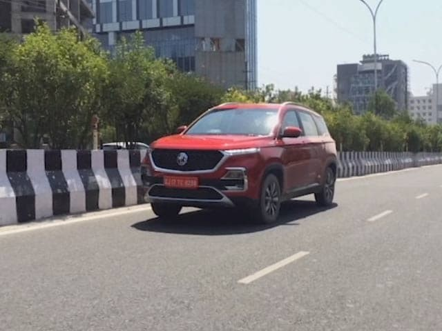 MG Hector Receives 10,000 Bookings In 23 Days