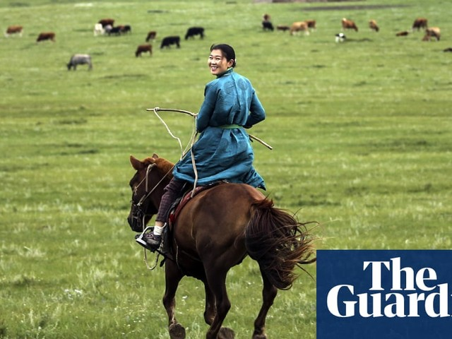 A Mongolian herder and pre-wedding snaps: Wednesday's best photos