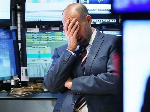 """The """"VaR Shock"""" Is Back: Global Bonds Lose $880 Billion In One Week"""