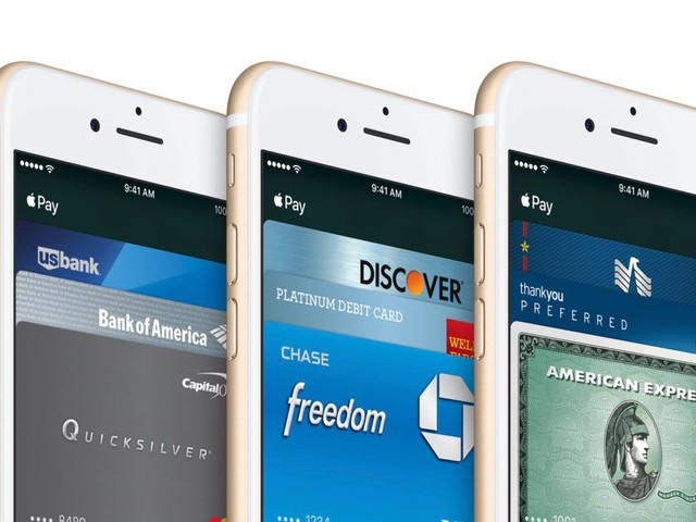 Apple Pay loyalty card support coming to Quiznos, Smashburger, and more restaurants
