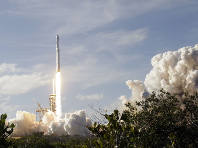 SpaceX is about to reuse a rocket component it's never reused before