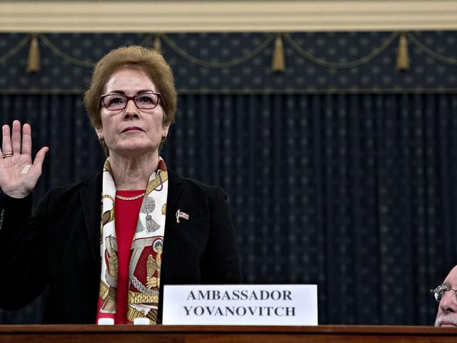 Ambassador Yovanovitch Led by Example
