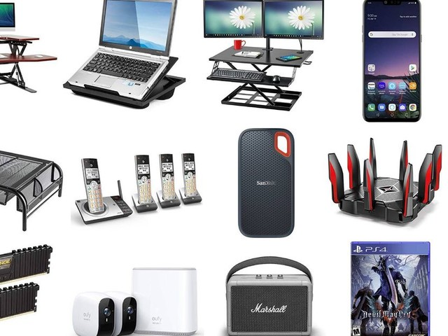 Eufy security cameras, Halter stand up desks, Marshall bluetooth speaker, and more deals for Sept. 5