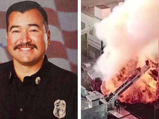 Los Angeles fire captain sues vape shops after a May 2020 explosion left him without fingers
