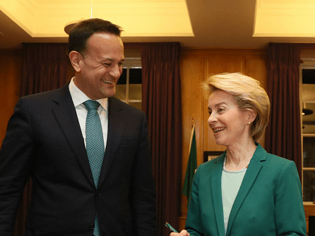 Ireland Declares It Is 'On Team EU', Wants UK to Obey EU Rules Post-Brexit
