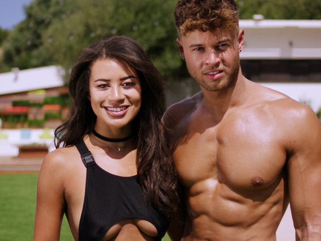 Love Island's Montana Brown And Alex Beattie Might Have Already Split Up