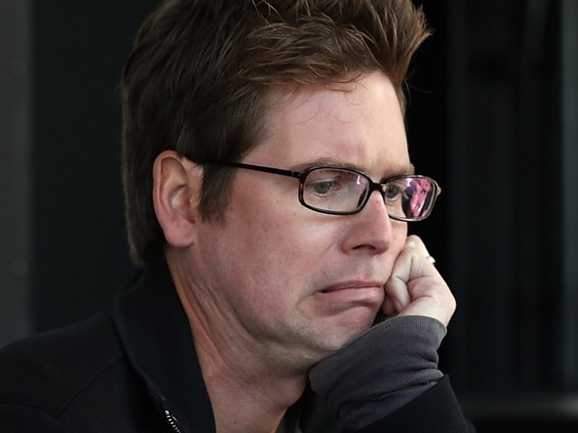 Twitter cofounder Biz Stone complained people 'pile on us' over Trump and abuse (TWTR)