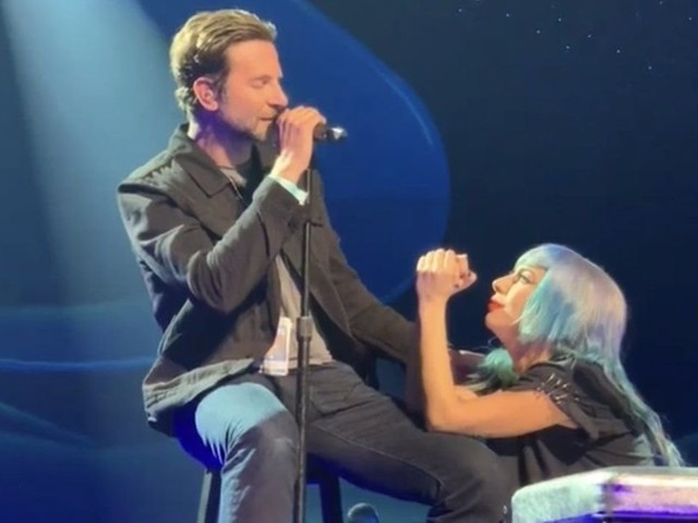 Lady Gaga And Bradley Cooper Perform 'Shallow' Live For The First Time