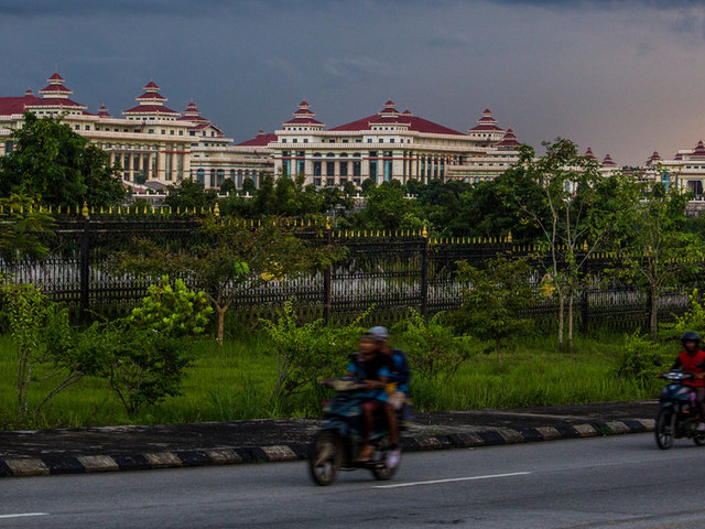 French Tourist Could Face Prison for Flying Drone in Myanmar's Capital