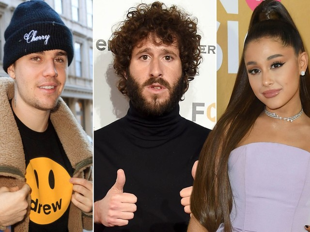 Lil Dicky's new song features almost every top pop star on 'Earth'