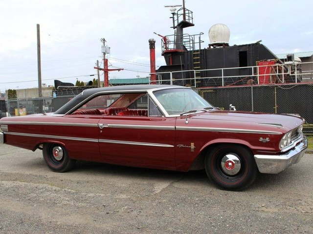 Hemmings Find of the Day – 1963 Ford Galaxie 500XL