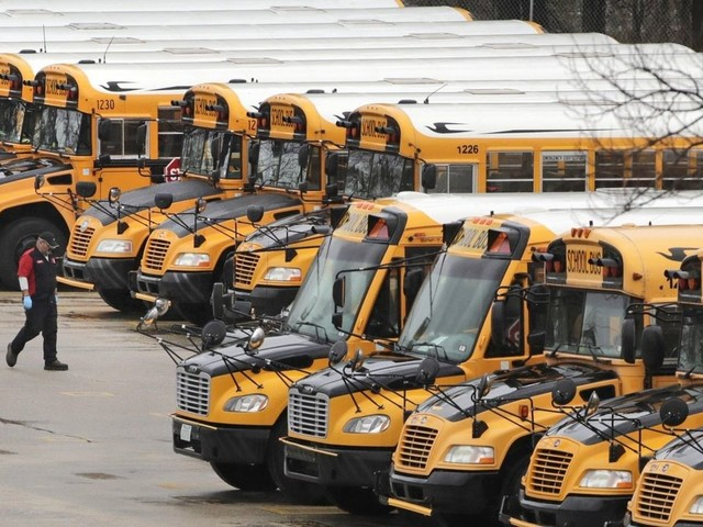AP FACT CHECK: Trump team's false comfort on schools, virus