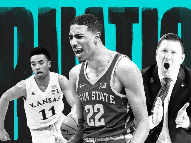 Big 12 college basketball summer power rankings