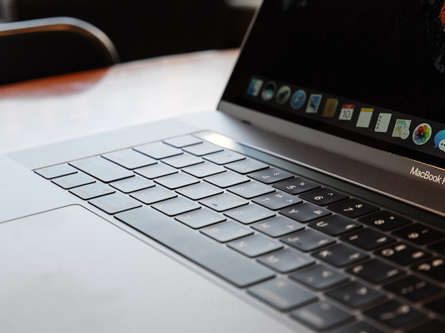 It sure looks a new MacBook Pro is coming next month