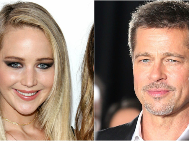Brad Pitt and Jennifer Lawrence Dating Rumors Surface Amid Reports They're Enjoying 'Late Nights' Together